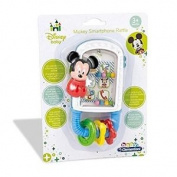 Disney Baby Mickey Smartphone Rattle