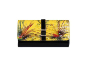 New Patent Leather Envelope Wallet New Chain Evening Bag