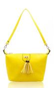 Multifunctional Small Shoulder Bag/ Cross-body Handbag/ Pounch Messenger Organiser For Women With 2 Different Length Strap Size 25x17x10 cm
