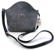 Schuhmacher Messenger Bag, grey (grey) - TA 30060