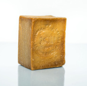 "Olive Oil Soap ""Aleppo"" 80% Oliveoil & 20% Laurel Oil, 200 g - for skin, hair, body and face natural soap"