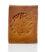"""Olive Oil Soap """"Aleppo"""" 60% Oliveoil & 40% Laurel Oil, 200 g - for skin, hair, body and face natural soap"""
