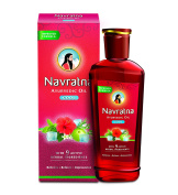 Emami / Himani Navratna Ayurvedic Herbal Hair (MultiPurpose) Oil 300ml