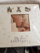 Bambino Baby my first keepsakes and outfit box Approx 18x11 cms