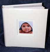 Bonded Real Leather Baby Photo Album ideal gift for any occasion
