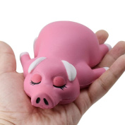 IGEMY 12CM Jumbo Pig Scented Super Slow Rising Kids Toy Cute