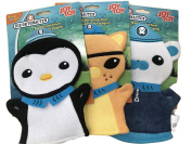 Octonauts Bath Mitt Octonauts Gift Set Peso Kwazii Captain Barnacles
