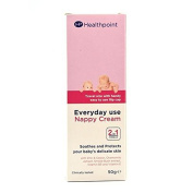 TWO PACKS of Healthpoint Everyday Use Nappy Cream 50g