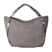 Blingberlin ISA Shopper Bag Grey