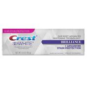 Crest 3D White Brilliance Toothpaste, Vibrant peppermint 120ml