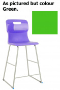 Titan T62 School Lab High Chair Size 5 Age 9-13 Years Green MIN ORDER 6