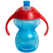 Baby Cup Drinking Click Lock Chew Proof Trainer Anti Spill Munchkin 237ml 6m+