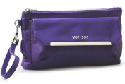 Outdoor peak Women Small Clutch Bag with Wristlet and Adjustable Strap