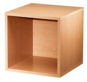 Foremost 327622 Modular Open Cube Storage System, Honey
