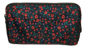 Coach Ranch Floral Nylon Cosmetic Case