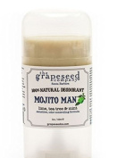 The Grapeseed Co. Mojito Man Deodorant All Natural