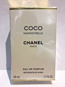 Chánél Coco Mademoiselle Women Perfume Eau De Parfum Spray 1.7 oz 50 ml Seal