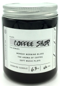 DW Home Experience Collection Coffee Shop Espresso Carmel Vanilla Scented Candle