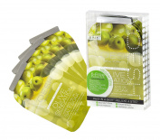 Voesh Pedi in a Box Deluxe 4 Step Service in Olive Sensation