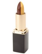 L'Paige Split-Stick Lipstick L12 Brown/Yellow, AloeVera, All-Natural, Long-lasting Moisturising, .350ml