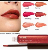 Avon Mark Total Kiss up Lip Gloss - Belle