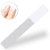 Nano Nail File - Buffer Shiner Polisher Manicure Tool for Natural Nail, Nano-Technology Non-Chemical Hazard Nails File