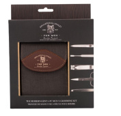 Brompton & Langley The Modern Gent 6-PC Men's Grooming Kit