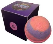 Cosmic Bath Bombs   All Natural, Ultra Lush & Gluten Free   Handmade in the USA with Organic Shea Butter & Organic Sunflower Oil