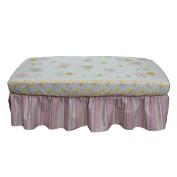 Nurture Imagination Nurture Basix Pink Stripe 2-piece Bedding Starter Set