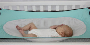 Crescent Womb Infant Safety Bed - Breathable & Strong Material That Mimics The Womb While Reducing The Environmental Risks Associated With Early Infancy, Robin Egg Blue