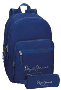 Pepe Jeans School Backpack, blue (blue) - 6682453