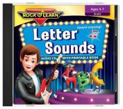 Letter Sounds CD [Audio]