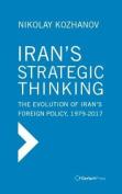 Irans Strategic Thinking