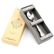 Stirring Words Box Baby Boy Tea Spoon ~ New Arrival Teaspoon