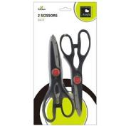 Household Multi Purpose Scissor Blade Cut Shredding Scissors Herb Kitchen Tool