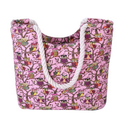 Bonamana Beach Bags Tote Bags Travel Holiday Bag with Large Capacity For Women and Girls
