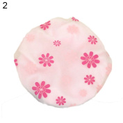 Polytree Double Layer Multi-use Magic Microfiber Hair Fast Drying Waterproof Shower Cap