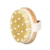 Fantcen Bristle Body Dry/Wet Brush with Massage Nodes