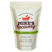Mike's Recovery REVIVE 0.9kg POUCH Mineral Soak- Bath Salt
