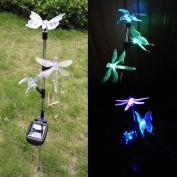 Solar Light, Hatop Yard Lawn Xmas LED Animal Shape Solar Power Light Outdoor Garden Decor Lamp