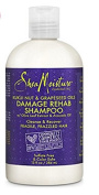 SheaMoisture Kukui Nut & Grapeseed Oils Damage Rehab Shampoo 380ml