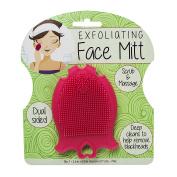 S & T Exfoliating Face Mitt, 0kg