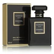 Chánél Coco Noir 1.7oz Women's Eau de Parfum Spray, FRANCE, 50 ml