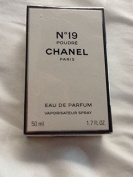 Chánél No 19 POUDRE WOMEN 1.7 oz (50 ml Eau De Parfum Parfum Spray NEW in BOX & SEALED