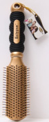 Eclypse Gold Colour Hairbrushes