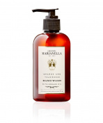 Orange and Teakwood Hand Wash, 240ml, Luxury Artisanal Wonderfully Scented Small Batch Made in the USA