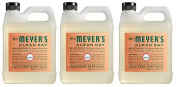 Mrs. Meyers Liquid Hand Soap Refill kWDygS, 980ml, 3Pack