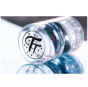 Crystal Double-Head Clear Jelly Stamper and Scraper by Twinkled T