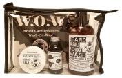Famous Beard Oil Care Wow Kit