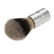 MSmask Professional Pure Badger Shaving Brush Men's Boar Bristle Shave Brush with Aluminium Handle for Quick Lather